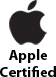logo Certification Apple